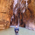 Zion NP – the Narrows