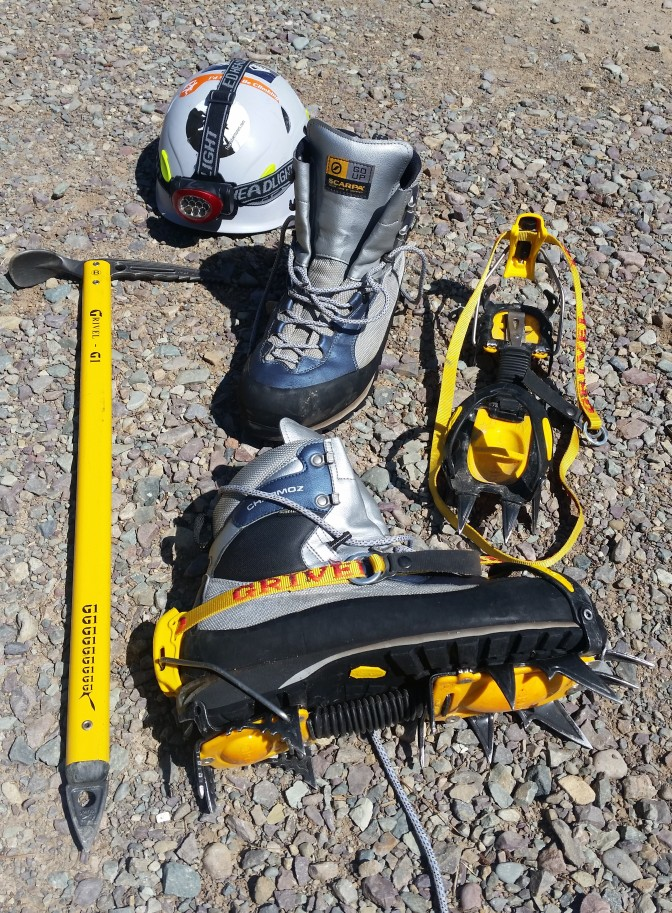 Mountaineering Tools (2)