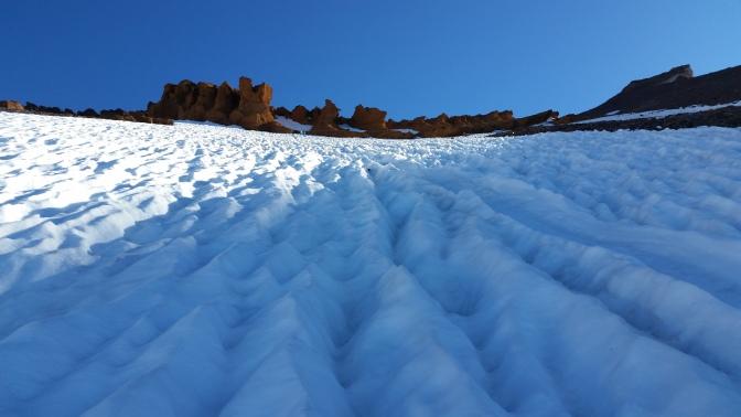 Uneven Ice