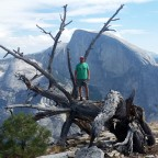 Yosemite – North Dome Hike