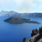 Crater Lake – Wizard Island