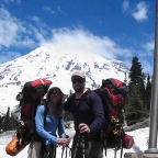 Mount Rainier Summit Climb